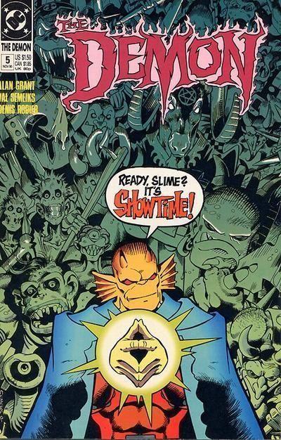 DEMON #5 (1990 Series) NM!