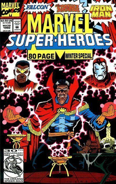 MARVEL SUPER-HEROES #12 (1992) NM!