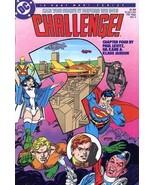 DC CHALLENGE! #4 NM! ~ SUPERMAN ~ BATMAN ~ WONDER WOMAN - $1.00