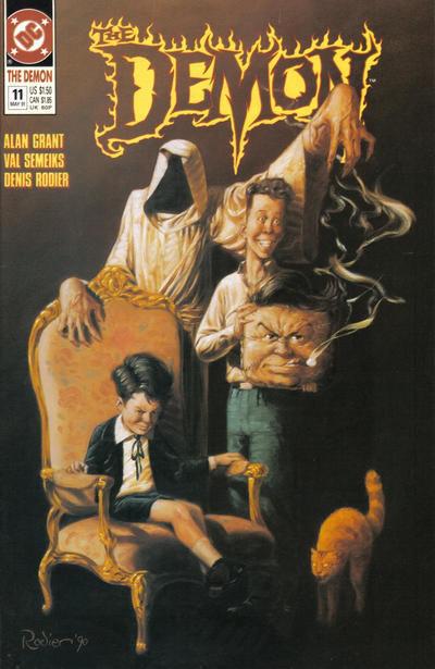 DEMON #11 (1990 Series) NM!