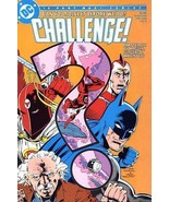 DC CHALLENGE! #6 NM! ~ SUPERMAN ~ BATMAN ~ WONDER WOMAN - $1.00