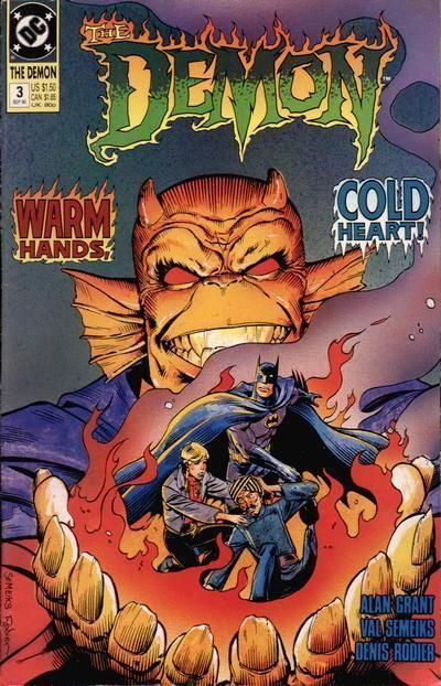 DEMON #3 (1990 Series) NM!