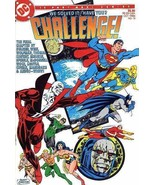 DC CHALLENGE! #12 NM! ~ SUPERMAN ~ BATMAN ~ WONDER WOMAN - $1.00