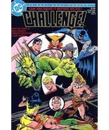 DC CHALLENGE! #3 NM! ~ SUPERMAN ~ BATMAN ~ WONDER WOMAN - $1.00