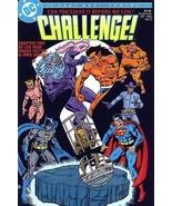 DC CHALLENGE! #2 NM! ~ SUPERMAN ~ BATMAN ~ WONDER WOMAN - $1.00