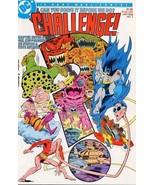 DC CHALLENGE! #7 NM! ~ SUPERMAN ~ BATMAN ~ WONDER WOMAN - $1.00