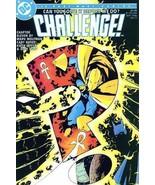 DC CHALLENGE! #11 NM! ~ SUPERMAN ~ BATMAN ~ WONDER WOMAN - $1.00