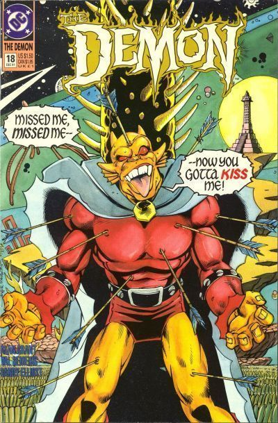 DEMON #18 (1990 Series) NM!