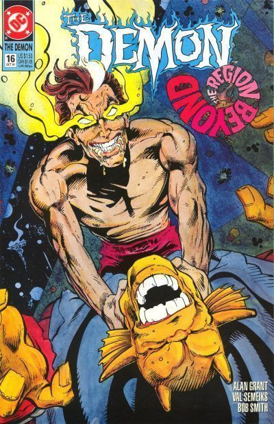 DEMON #16 (1990 Series) NM!