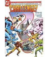 DC CHALLENGE! #1 NM! ~ SUPERMAN ~ BATMAN ~ WONDER WOMAN - $1.00