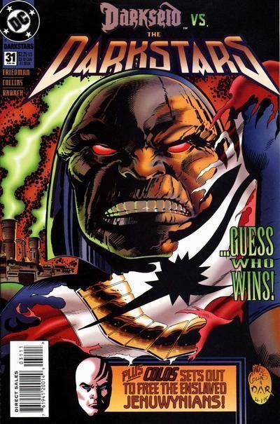 DARKSTARS #31 (DC Comics, 1992) NM!