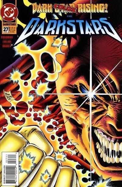 DARKSTARS #27 (DC Comics, 1992) NM!