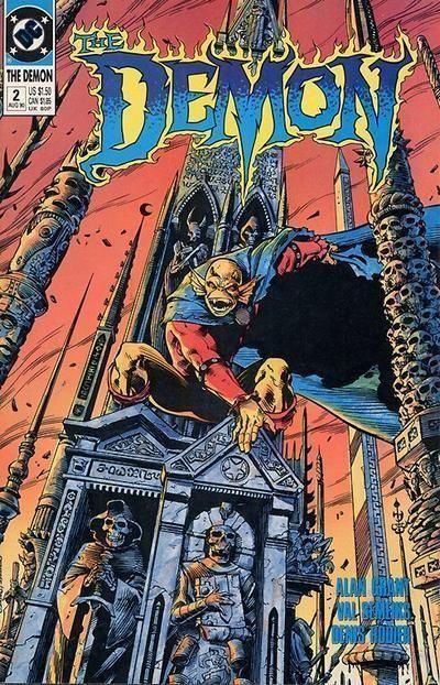 DEMON #2 (1990 Series) NM!