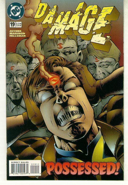 DAMAGE #19 (DC Comics) NM!