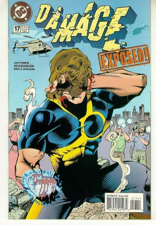 DAMAGE #17 (DC Comics) NM!