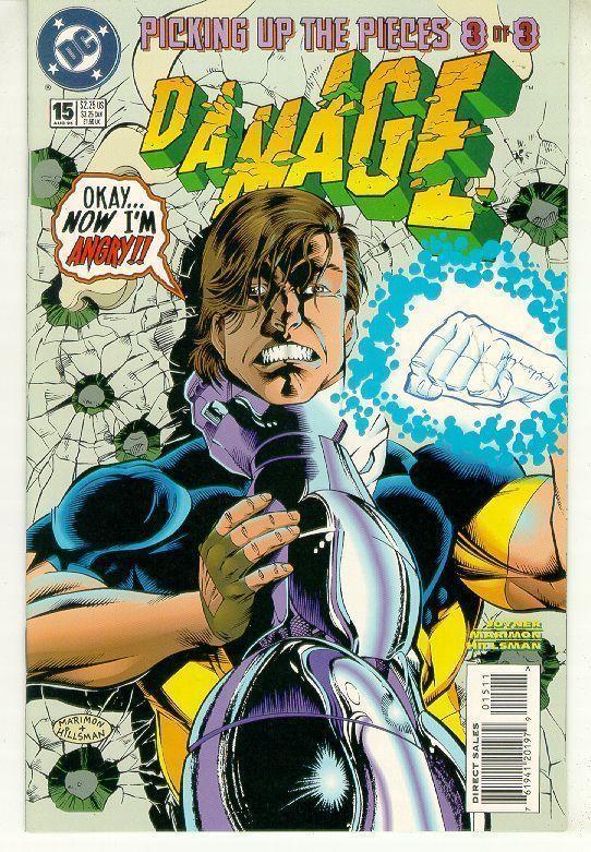 DAMAGE #15 (DC Comics) NM!