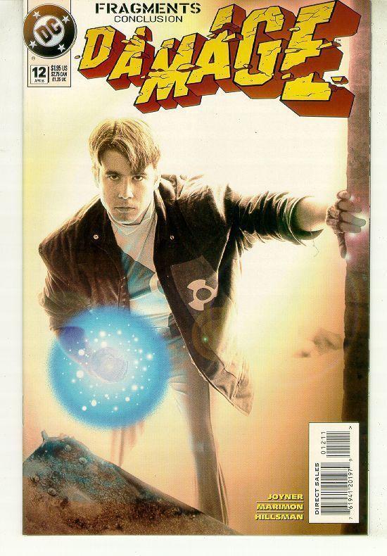 DAMAGE #12 (DC Comics) NM!