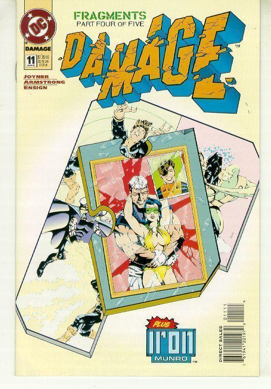 DAMAGE #11 (DC Comics) NM!