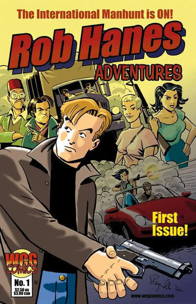 ROB HANES ADVENTURES #1 (WCG Comics) NM!