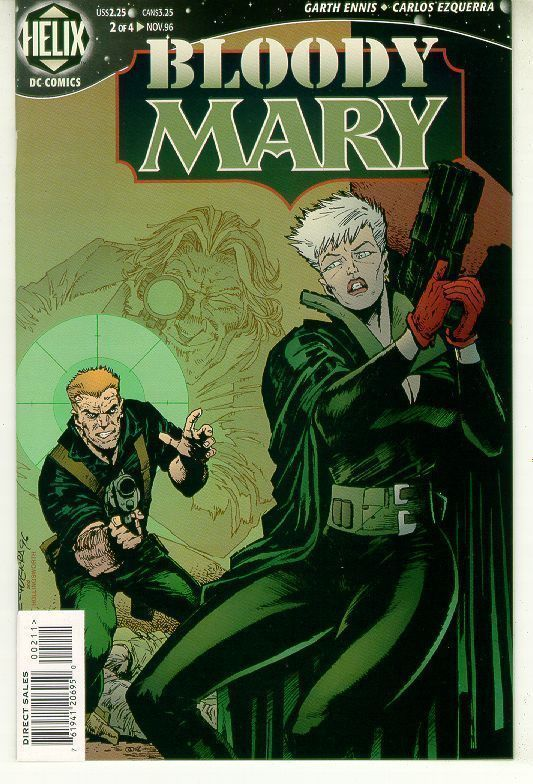 BLOODY MARY #2 NM! ~ GARTH ENNIS