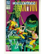 CHALLENGERS of THE UNKNOWN #2 (1991 Series) NM! - $1.00