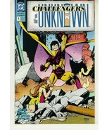 CHALLENGERS of THE UNKNOWN #6 (1991 Series) NM! - $1.00