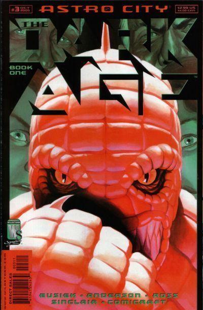 ASTRO CITY: THE DARK AGE BOOK ONE #3 (2005) NM!