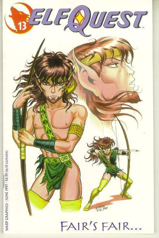 ELFQUEST #13 (1996 Series) NM!
