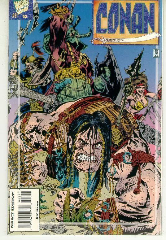 CONAN #3 (1995 Series) NM!