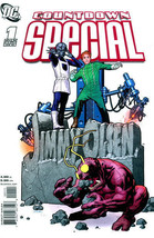 COUNTDOWN SPECIAL: JIMMY OLSEN #1 (2008) NM! - $2.50