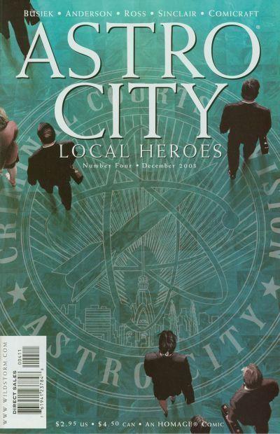 ASTRO CITY: LOCAL HEROES #4 (2003) NM!