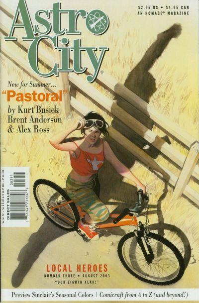 ASTRO CITY: LOCAL HEROES #3 (2003) NM!