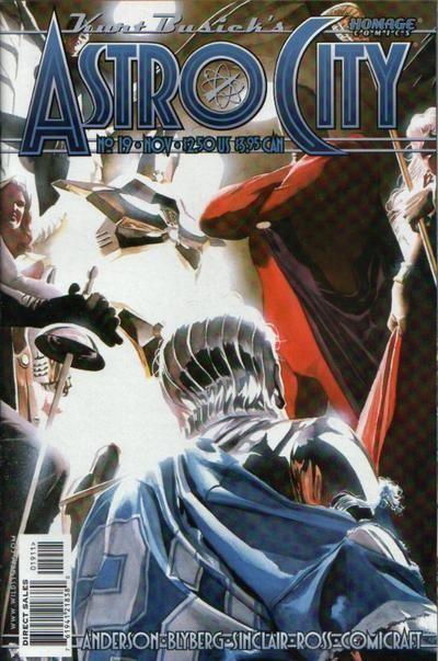ASTRO CITY #19 (1996 Series) NM!