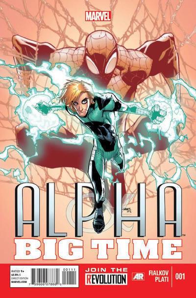 ALPHA: BIG TIME #1 (Marvel Comics, 2013) NM!