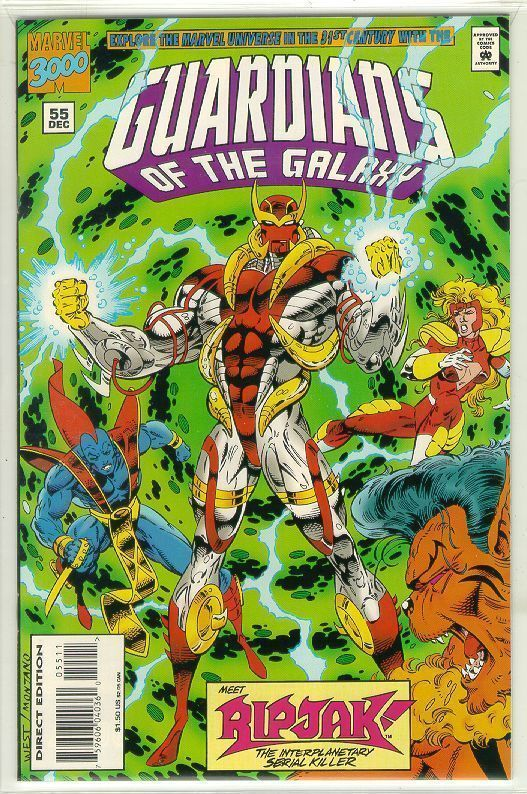 GUARDIANS of the GALAXY #30 (1990 Series) NM!