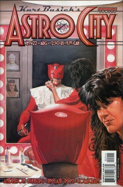 ASTRO CITY #22 (1996 Series) NM!
