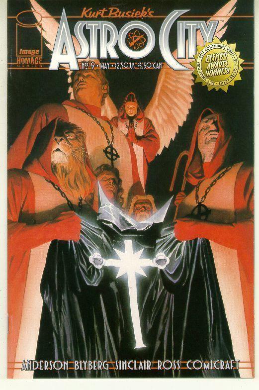 ASTRO CITY #9 (1996 Series) NM!