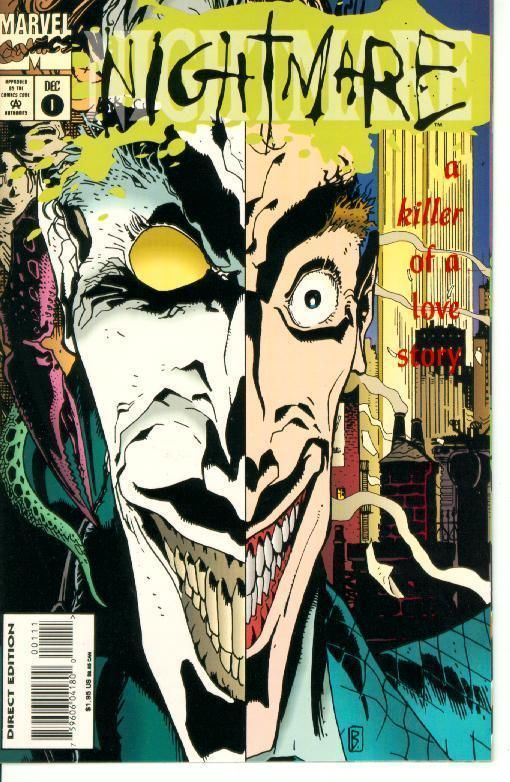 NIGHTMARE #1 (Marvel Comics, 1994) NM!