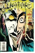 NIGHTMARE #1 (Marvel Comics, 1994) NM! - $1.00