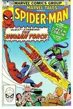 MARVEL TALES #155 ~ SPIDER-MAN - $1.00