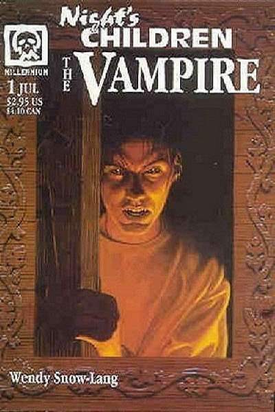NIGHT'S CHILDREN: The VAMPIRE #1 NM!