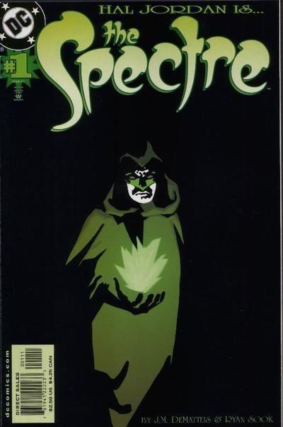 SPECTRE #1 (2001 Series) NM!