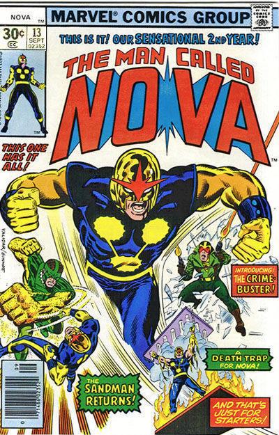 NOVA #13 (1976 Series)