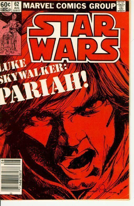 STAR WARS #62 (Marvel Comics, 1977 Series)