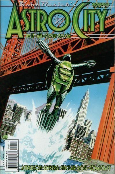ASTRO CITY #17 (1996 Series) NM!