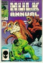 INCREDIBLE HULK ANNUAL #13 (1984) - $1.00