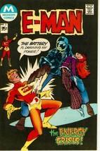 E-MAN #3 (Modern Comics Reprint, 1978) - $2.50