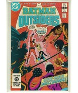 BATMAN and the OUTSIDERS #4 (DC Comics, 1983 Series) NM! - $2.50