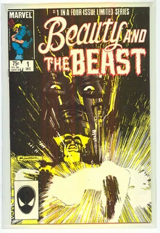 Beauty and the Beast #1 (Marvel Comics, 1984) NM!