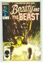 Beauty and the Beast #1 (Marvel Comics, 1984) NM! - $2.50